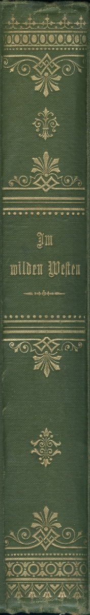 Im wilden Westen - Rücken Ⅰ