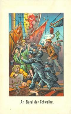 Der Karawanenwürger, Tafel 3