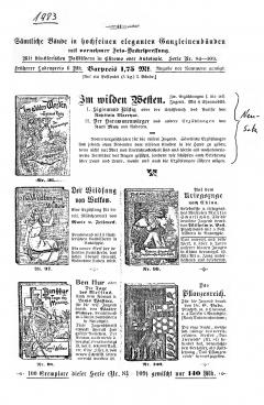 Weichert-Katalog 1903-41