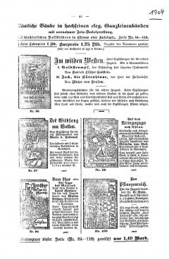 Weichert-Katalog 1904-45