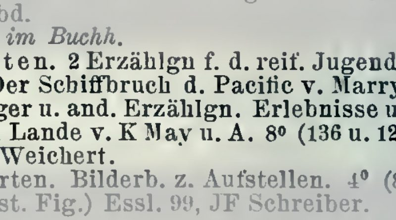 Hinrichs 10.1, S. 606